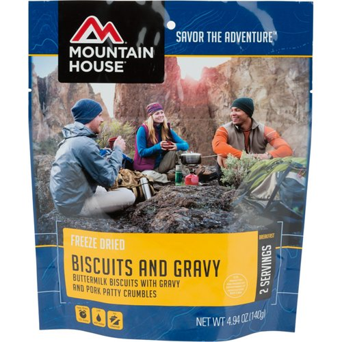 Mountain House® Biscuits and Gravy