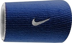 Nike Adults' Premier Home and Away Double-Wide Wristbands