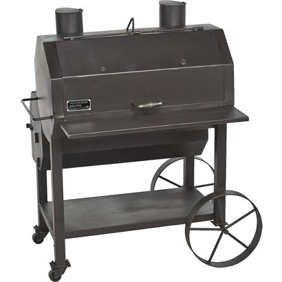old country bbq pits over and under smoker academy