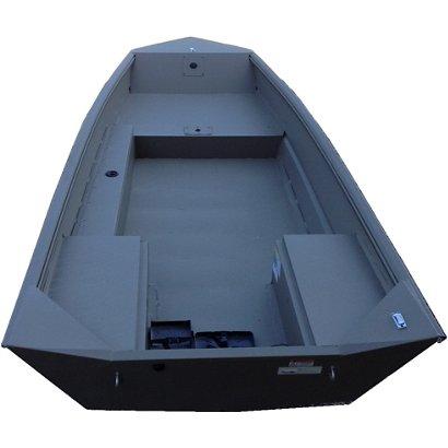 Alumacraft Modified V 15 Ft All Welded Waterfowler Boat