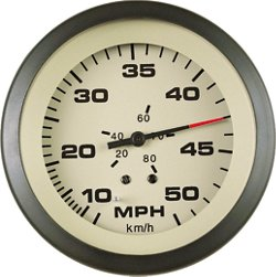 SeaStar Solutions Sahara 65 mph Speedometer