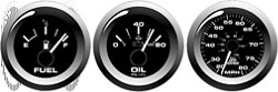 SeaStar Solutions Fuel Level Gauge