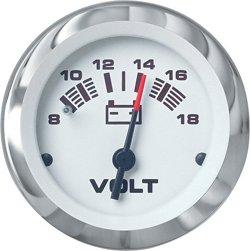 SeaStar Solutions Lido 8 - 18V Voltmeter