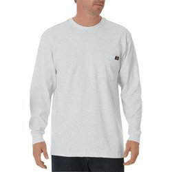 Men's Heavyweight Crew Neck Long Sleeve T-shirt