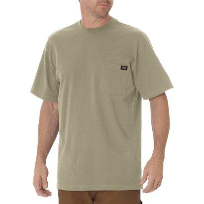 f07dc1feceb Dickies Men s Short Sleeve Heavyweight Crew Neck T-shirt