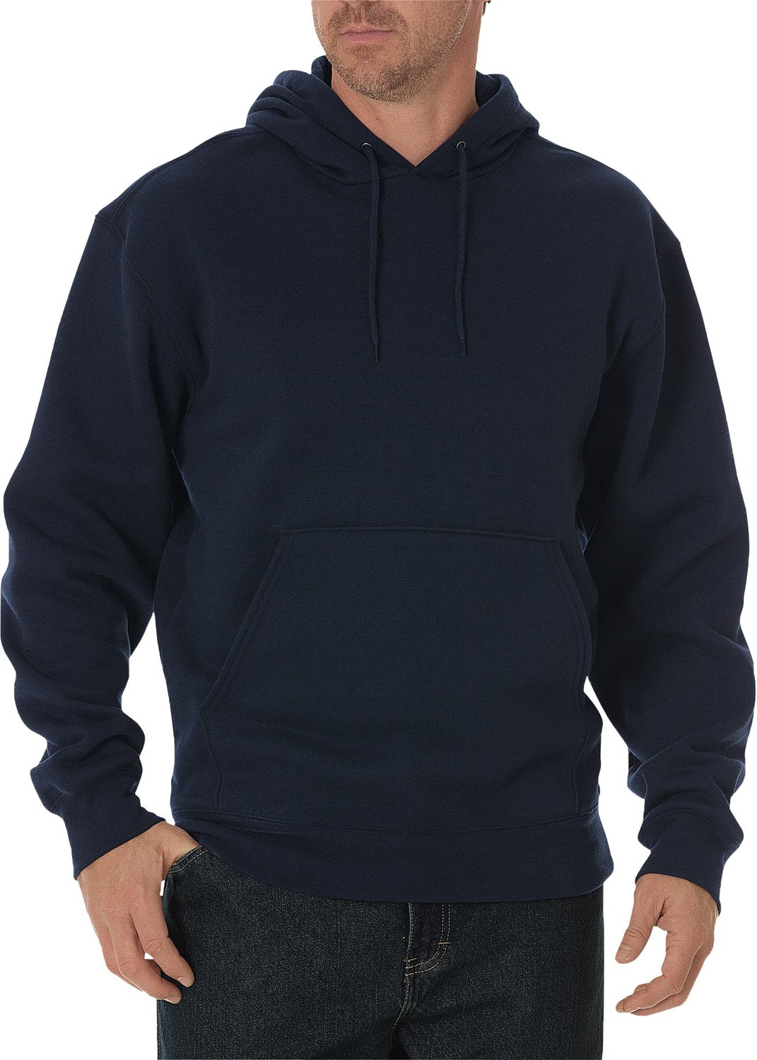 Display product reviews for Dickies Men's Midweight Fleece Pullover Hoodie