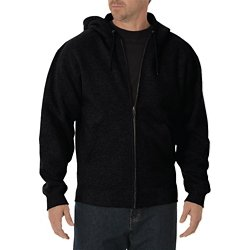 Men's Midweight Fleece Full Zip Hoodie