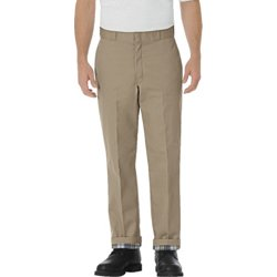 Men's Relaxed Fit Flannel Lined Work Pant