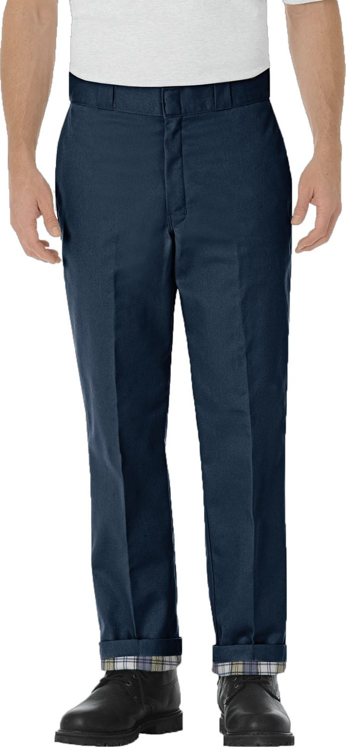 332cd7865b Display product reviews for Dickies Men's Relaxed Fit Flannel Lined Work  Pant
