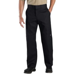 Men's Relaxed Fit Straight Leg Double Knee Pant
