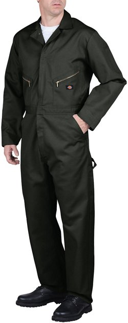 Dickies Men's Blended Deluxe Coverall