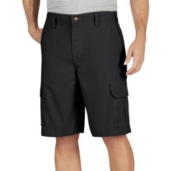 Men's 11 in Relaxed Fit Lightweight Duck Cargo Short