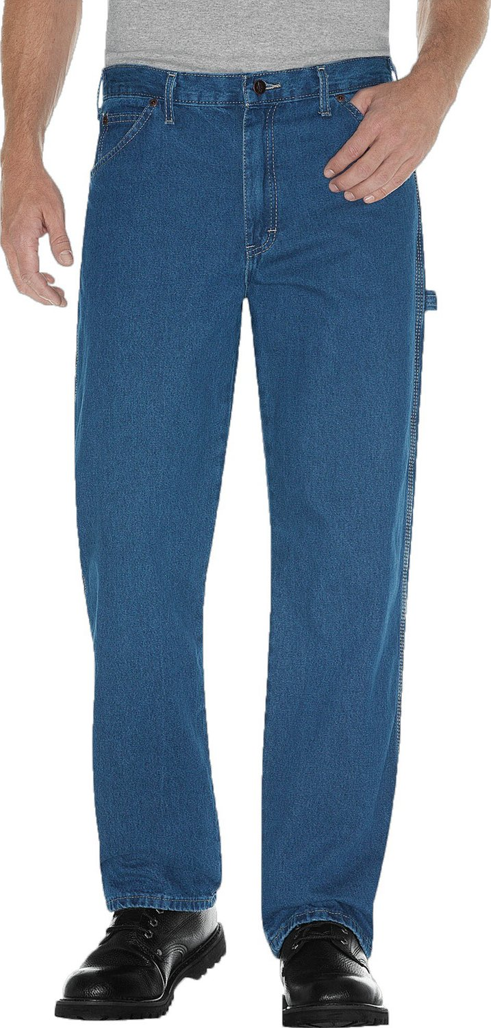 310615d16aee98 Display product reviews for Dickies Men s Relaxed Fit Stonewashed Carpenter  Jean