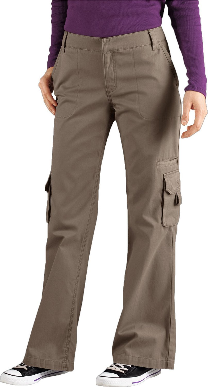 Display product reviews for Dickies Women s Relaxed Fit Cargo Pant c0325fda988