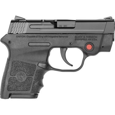 dcd82553 Smith & Wesson M&P Bodyguard Crimson Trace RED Laser 380 ACP Sub ...