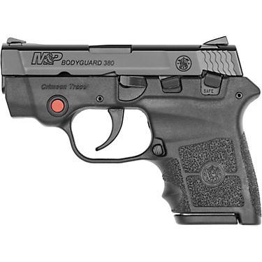 Smith & Wesson M&P Bodyguard Crimson Trace RED Laser 380 ACP Sub-Compact  6-Round Pistol
