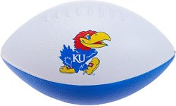 "Rawlings University of Kansas Goal Line 8"" Softee Football"