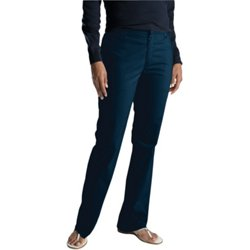 Women's Flat Front Stretch Twill Pant