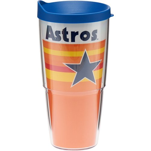 Tervis Houston Astros 24 oz. Tumbler with Lid