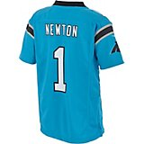 Nike™ Kids' Carolina Panthers Cam Newton Game Alt Jersey