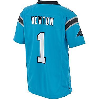 new concept 63024 f1db8 Nike™ Kids' Carolina Panthers Cam Newton Game Alt Jersey