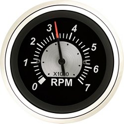 SeaStar Solutions Sierra Signature Sterling Tachometer