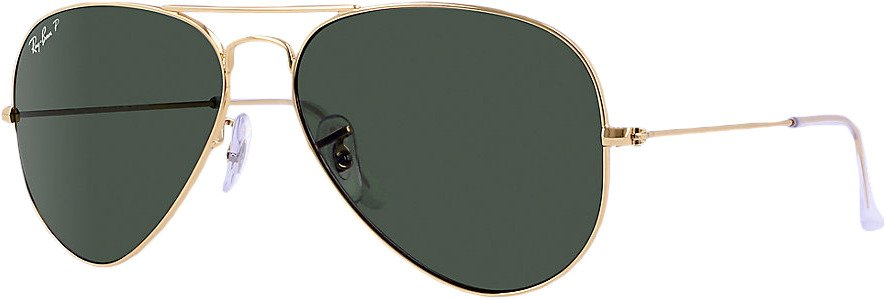 Ray-Ban Iconic Aviator Sunglasses
