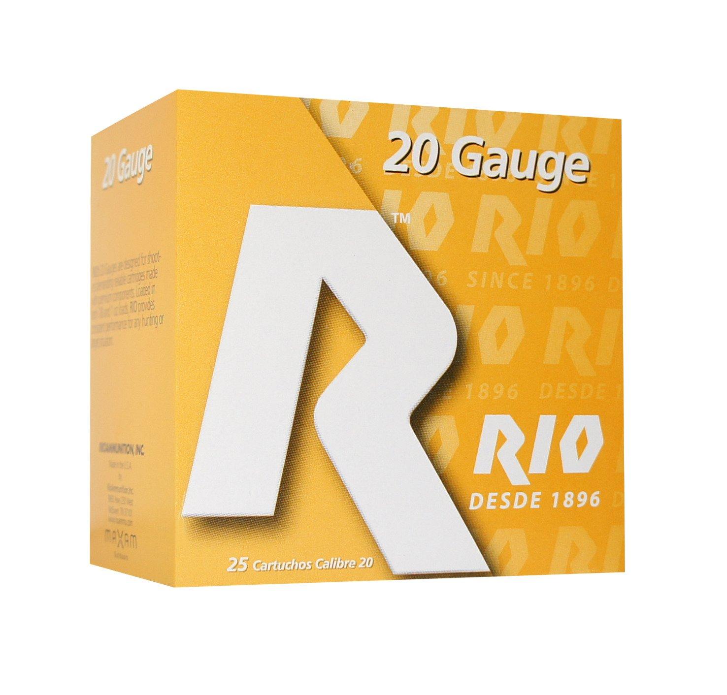 Rio Target Load Top Target 20 Gauge Shotshells