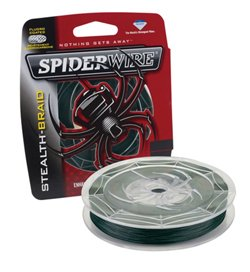Stealth-Braid - 125 yards Braided Fishing Line