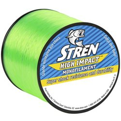 Stren® High Impact™ Monofilament Fishing Line