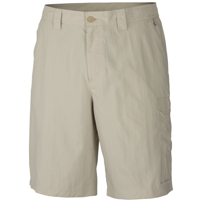 Columbia Sportswear Men's Blood and Guts III Short Fossil, 38″ – Men's Fish Pants And Shorts at Academy Sports