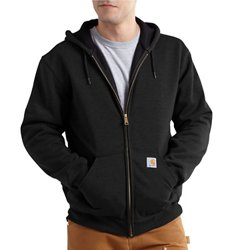 Carhartt Men's Rutland Thermal-Lined Zip-Front Hooded Sweatshirt