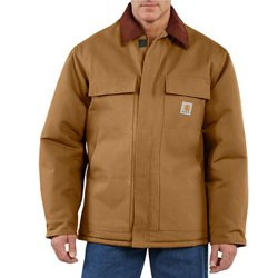 Men's Duck Traditional Arctic Quilt Lined Coat