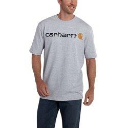 Carhartt Men's Short Sleeve Logo T-shirt