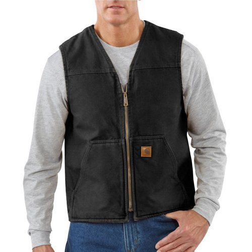 Carhartt Men's Sandstone Rugged Vest