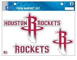 NBA Houston Rockets Magnets Set