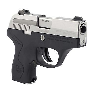 Beretta Pico Inox  380 ACP Centerfire Pistol