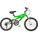 Ozone 500® Boys' 7S Ultra Shock Mountain Bicycle