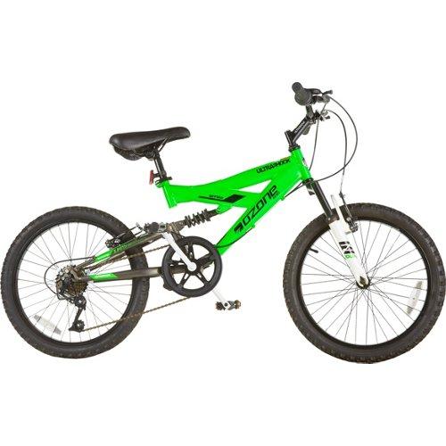 Ozone 500® Boys' 7S Ultra Shock Mountain Bicycle