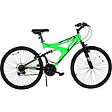 Ozone 500 Men's 21S Ultra Shock Mountain Bicycle