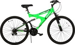 Ozone 500 Men's 21S Ultra Shock Mountain Bicycle