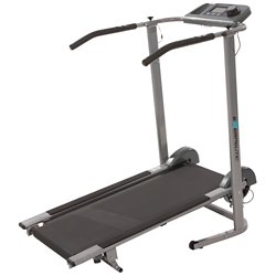100XL High Capacity Magnetic Resistance Manual Treadmill