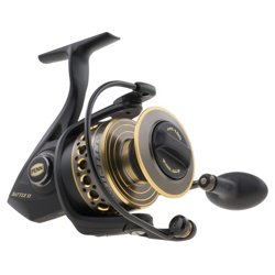 Battle II 2500 Spinning Reel Convertible