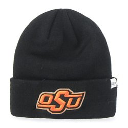 '47 Men's Oklahoma State University Raised Cuff Knit Cap
