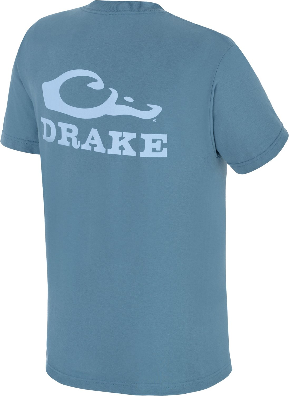 6deb64a2987 Display product reviews for Drake Waterfowl Adults  Custom Logo T-shirt