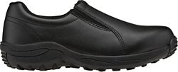 Brazos Women's Slip-on Steel-Toe Service Shoes