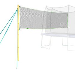 Azooga Volleyball Net Trampoline Accessory