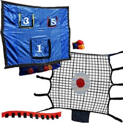 Skywalker Trampolines Azooga Trampoline Sports Arena Game Kit