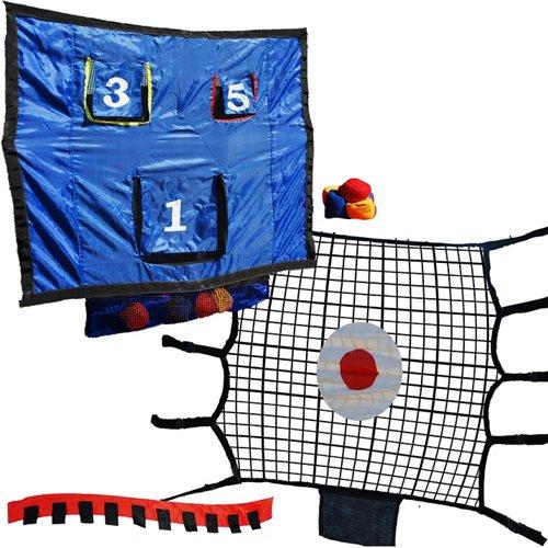 Skywalker Trampolines Azooga Trampoline Sports Arena Game Kit