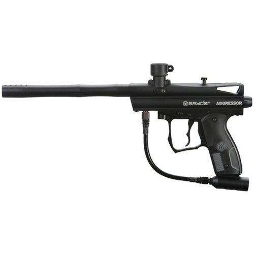 Spyder Aggressor RTP Paintball Marker Kit
